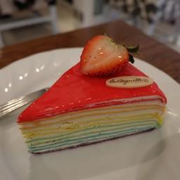 Rainbow Crepes Cake LB1