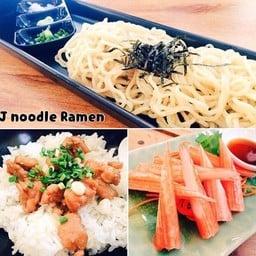 J Noodle Ramen กังสดาล