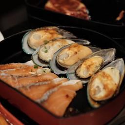& หอยแมลงภู่ จาก นิวซีแลนด์