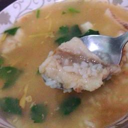 ข้าวต้มปลาเมืองชล