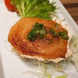 Hotate hokkayaki
