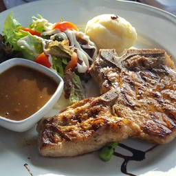 Kurobuta Pork Chops Steak
