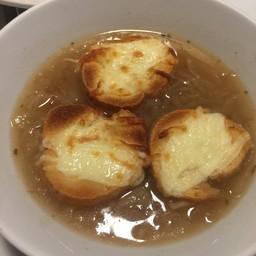 ซุปหัวหอมฝรั่งเศส