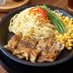 Teriyaki Chicken Pasta