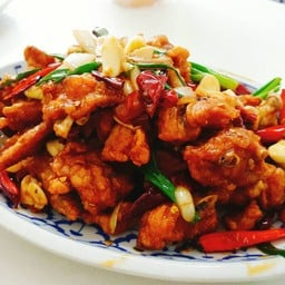 เกี๊ยวจีน (ภัตตาคารซันมุน)