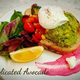 Complicated Avocado