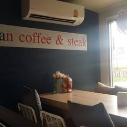 บรรยากาศ Dan coffee & Steak แดน คอฟฟี แอนด์ สเต๊กส์