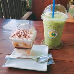 บานอฟฟี่ + ชาเขียว