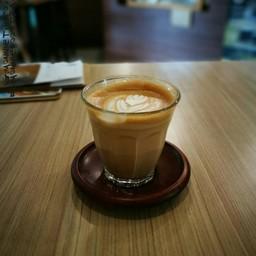 กาแฟไม่เข้มมาก ดื่มง่ายๆ