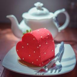 Sweet Valentine &Hot Tea