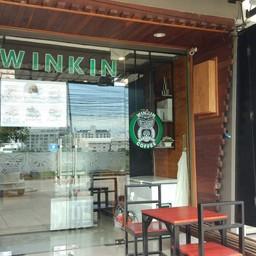 หน้าร้าน Winkin Cafe ระยอง