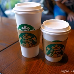 Starbucks ดิอเวนิวพัทยา