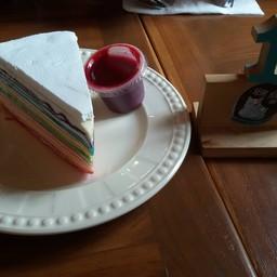 เค้กเครป