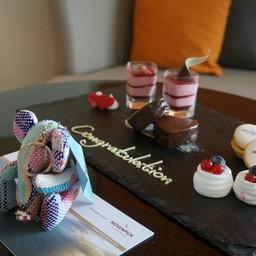 Red Coral Lounge Movenpick Siam Hotel Pattaya