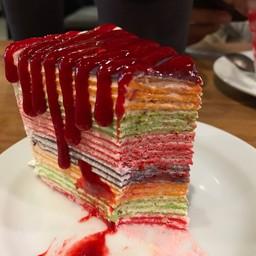 เคฟเค้กแรนโบว์
