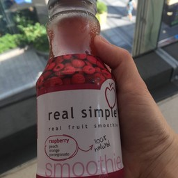 Raspberry Smooties