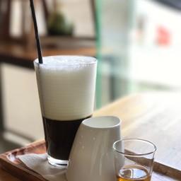 Drip coffee Jelly .