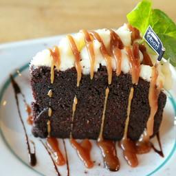 Dark Beer Cake