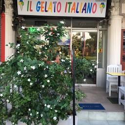 หน้าร้าน IL GELATO ITALIANO