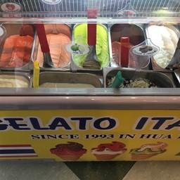 บรรยากาศ IL GELATO ITALIANO