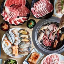 Koji Yakiniku Japanese Buffet บางแสน