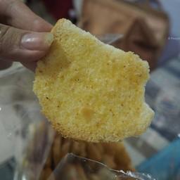 ขนมปังกรอบเนย กระเทียม