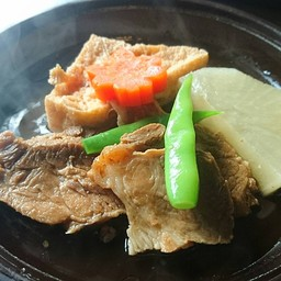 Ufuya: Traditional Restaurant