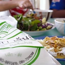 ท้าศาลา ขนมจีนเส้นสด ท่าศาลา