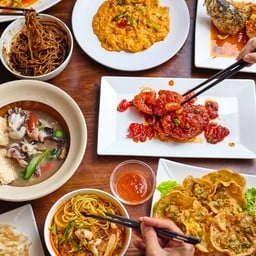 대가향 Dae ga hyang Chinese Korea Style restaurant