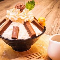 Ferrero Bingsu