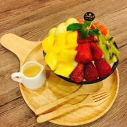 Mixed Fruit Bingsu