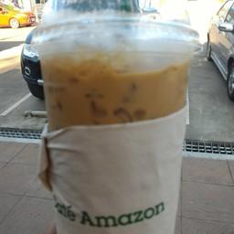 Cafe Amazon ปตท ทุ่งกวาว