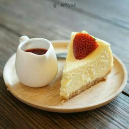 ชีสเค้กสตรอเบอร์รี่