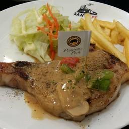 Santa Fe' Steak เทอร์มินอล 21 โคราช