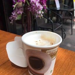 Top Coffee เรือนแพเอกชัย หน้าอุทยานฯศรีลานนา
