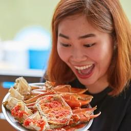 เมนูของร้าน แดงอาหารทะเล (ร้านต้นตำรับ)