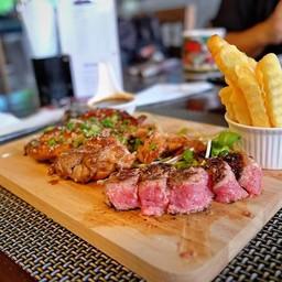 Combo STEAK: Beef & Chicken##3