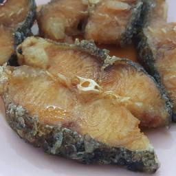 ปลาคังทอดราดน้ำปลา