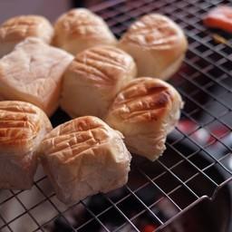 ขนมปังปิ้งร้อนๆ