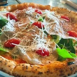 prosciutto pizza (M) Pork