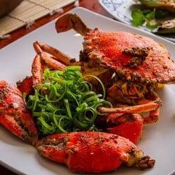 Singapore Black Pepper Crab