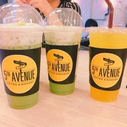 เมนูของร้าน 5th Avenue | Coffee & bakery