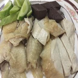 คิม ข้าวมันไก่ตอน กระเพาะปลา