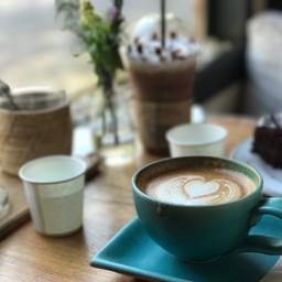 Latte Hot new