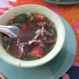 ซุปเนื้อ
