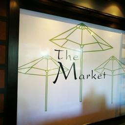 หน้าร้าน The Market