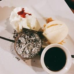 ชอคโกแลตลาวา