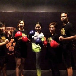 Mad Bull Boxing Gym -