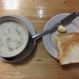 ซุปครีมเห็ด