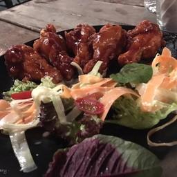 B.B.Q. Chicken Wing